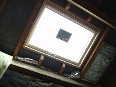 03 c2 velux u04 134 x 98 notre projet extension maison. Black Bedroom Furniture Sets. Home Design Ideas